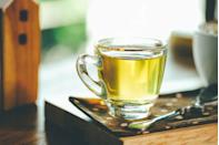 "<p>Adding tea to your a.m. can help support a healthy heart. Research shows that <a href=""https://www.goodhousekeeping.com/health/diet-nutrition/a43325/green-tea-benefits/"" rel=""nofollow noopener"" target=""_blank"" data-ylk=""slk:drinking green tea regularly may lower your LDL (""bad"") cholesterol levels"" class=""link rapid-noclick-resp"">drinking green tea regularly may lower your LDL (""bad"") cholesterol levels</a>. Studies have also found that people with a habit of drinking black tea have a lower risk of developing heart disease. Tea is a major source of naturally occurring, heart-healthy flavonoids, and taking in a daily dose of at least 200 to 500 mg of these flavonoids can help keep your ticker ticking efficiently. </p><p><strong>LAB TRICK</strong>: We love GH Nutritionist Approved <a href=""https://www.amazon.com/Lipton-Green-Percent-Natural-count/dp/B0042IMPTU"" rel=""nofollow noopener"" target=""_blank"" data-ylk=""slk:Lipton Tea"" class=""link rapid-noclick-resp"">Lipton Tea</a>, which contains 150 to 170 mg of flavonoids per serving, in the unsweetened regular black and green versions. And contrary to what you may have heard, tea does not dehydrate you, but rather counts toward your healthy water-consumption goals. Proper hydration is important to circulatory functions, so sip away and embrace the day.</p>"