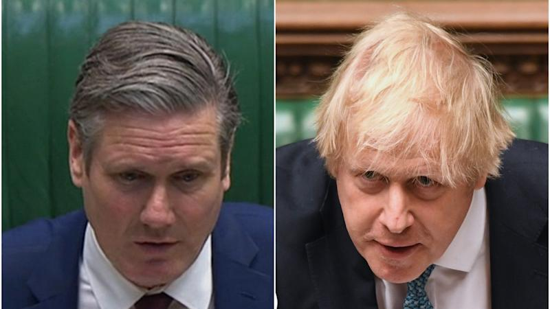 Starmer: Labour to back PM's Brexit plan if he addresses 'substantial concerns'