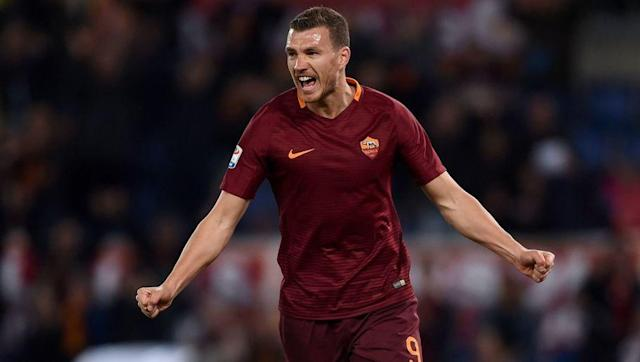 <p><strong>Serie A goals:</strong> 27</p> <p><strong>Serie A minutes: </strong>2,880</p> <br><p>After a mixed time at Manchester City and a disappointing first season at Roma, Edin Dzeko has finally rediscovered his scoring boots. No one has netted more than the Bosnian's tally of 27 in Serie A in 2016/17.</p>