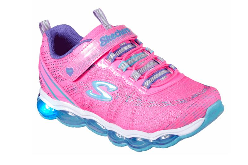 Light Up Sneakers & Camila Cabello Propel Skechers to
