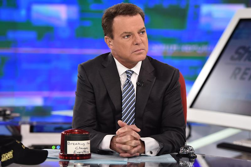 "NEW YORK, NEW YORK - SEPTEMBER 17: (EXCLUSIVE COVERAGE) Jane Skinner visits ""Shepard Smith Reporting"" at Fox News Channel Studios on September 17, 2019 in New York City. (Photo by Steven Ferdman/Getty Images)"