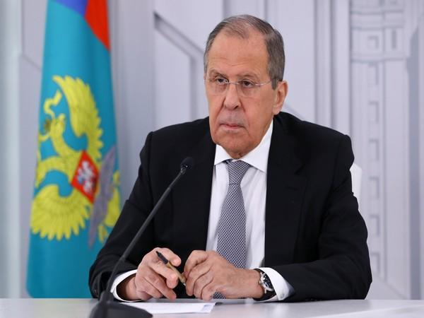Russian Foreign Minister Sergey Lavrov (Photo Credit: Twitter/ Ministry of Foreign Affairs of Russia)