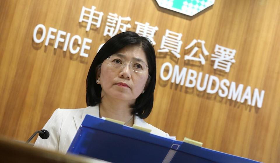 Ombudsman Winnie Chiu has raised concerns about loopholes in regulations regarding paragliding. Photo: K. Y. Cheng