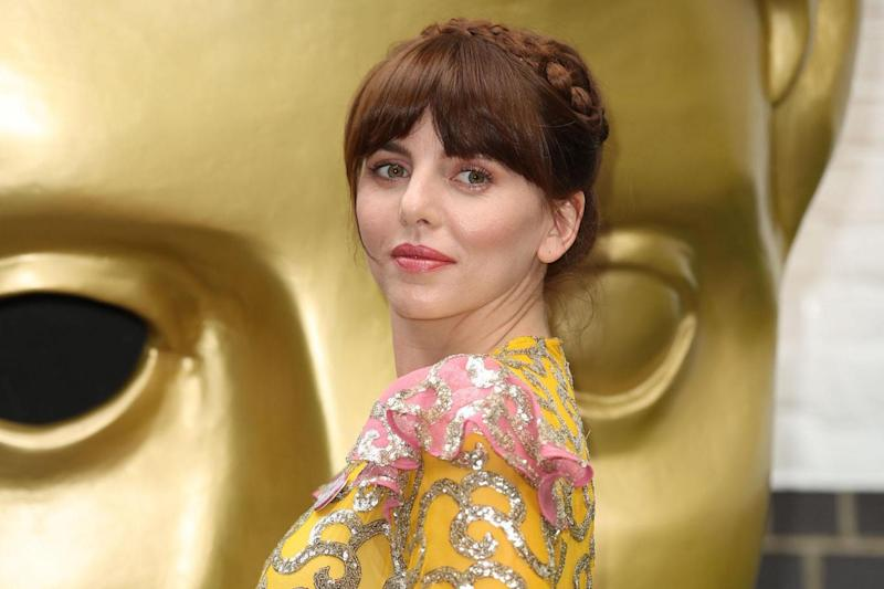 Craft Awards: Ophelia Lovibond (Photo Mike Marsland/WireImage) (Mike Marsland/WireImage)
