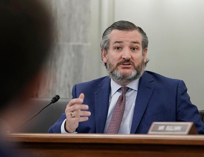 Ted Cruz is said to have few friends on Capitol Hill (Getty Images)