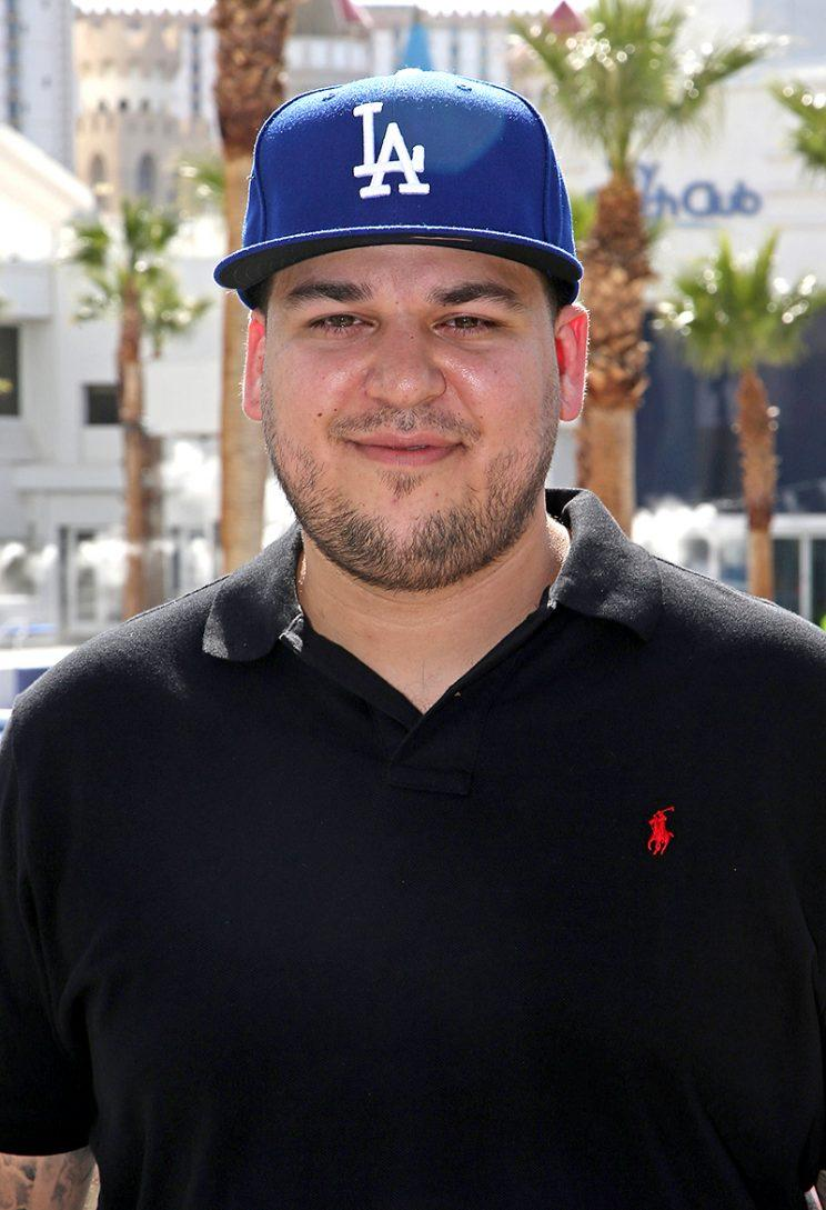 Rob Kardashian is entering his dirty thirties. (Photo: Gabe Ginsberg/Getty Images)