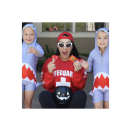 """<p>For an easy costume that goes well with your little baby sharks, throw on a lifeguard sweatshirt and a backwards red baseball cap. Bonus points for slathering some zinc onto your nose. </p><p><a class=""""link rapid-noclick-resp"""" href=""""https://www.instagram.com/p/B3euK-lB5TB/"""" rel=""""nofollow noopener"""" target=""""_blank"""" data-ylk=""""slk:SEE MORE"""">SEE MORE</a></p><p><a class=""""link rapid-noclick-resp"""" href=""""https://www.amazon.com/LIFEGUARD-Officially-Licensed-California-Sweatshirt/dp/B00O4KZKTI/?tag=syn-yahoo-20&ascsubtag=%5Bartid%7C10072.g.33547559%5Bsrc%7Cyahoo-us"""" rel=""""nofollow noopener"""" target=""""_blank"""" data-ylk=""""slk:SHOP SWEATSHIRT"""">SHOP SWEATSHIRT</a></p>"""