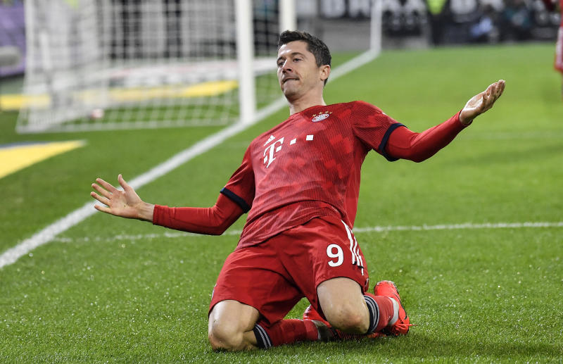 Bayern back on top of Bundesliga as Liverpool loom