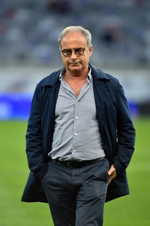 Portuguese super-scout Luis Campos played a key role in building Lille's title-winning team