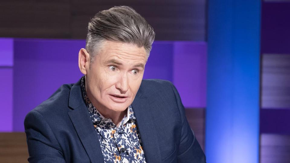 Comedian Dave Hughes stirs up lockdown debate