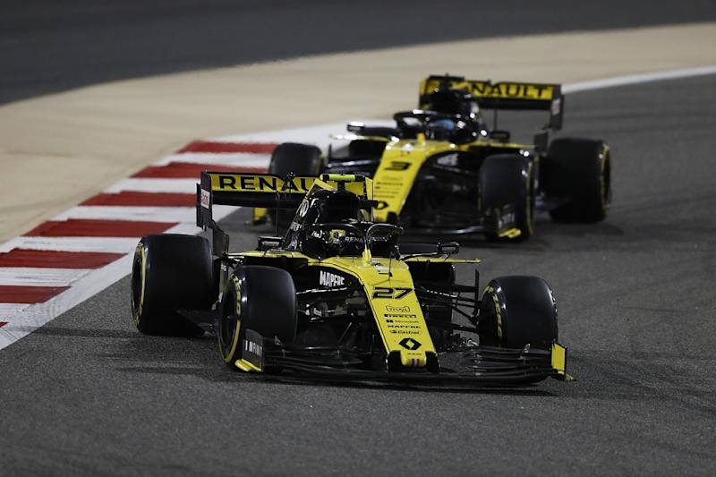 Renault lacked