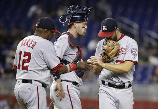 The Nats could still use some more pitching help. (AP)