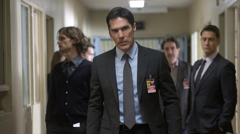 As Much as We Want Thomas Gibson Back on Criminal Minds