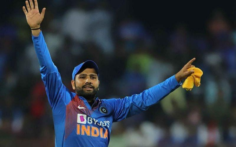 Rohit Sharma was added to India's squad for the Australia Tests
