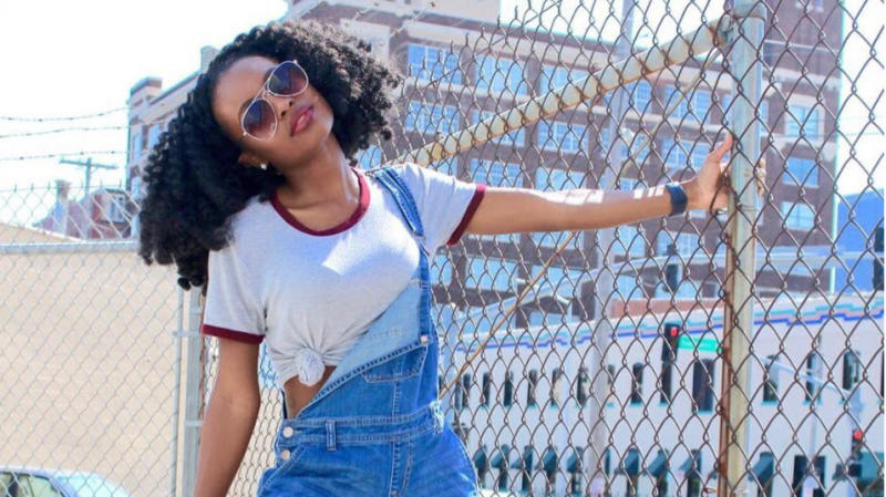 Kemora Williams: I Live In Kansas City, Missouri, And This Is My Style