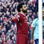 Liverpool's Mohamed Salah tied the PL single season goals record this weekend as he stayed at the top of Joe Prince-Wright's Premier League player power rankings. Find out who else made it in the top five.