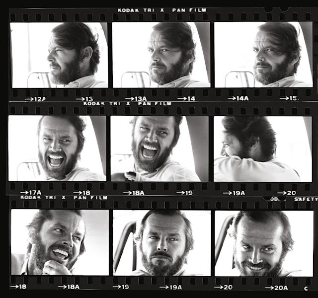 "<p>Jack Nicholson, Billings, Montana, 1975. (Photograph from ""Harry Benson: Persons of Interest"" by Harry Benson, published by powerHouse Books) </p>"