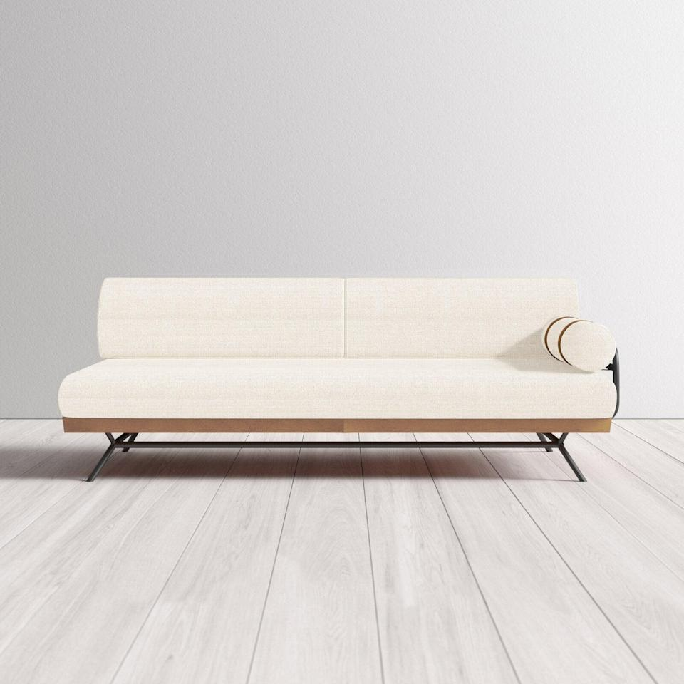 <p>This <span>Helvey Pillow Top Arm Sofa Bed</span> ($1,070, originally $1,718) is both functional and stylish.</p>