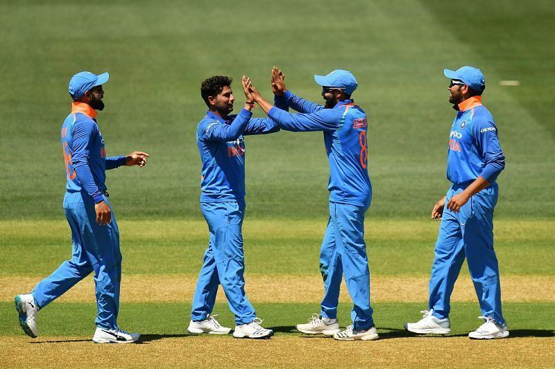 India are set to play a three-match ODI series in Australia.