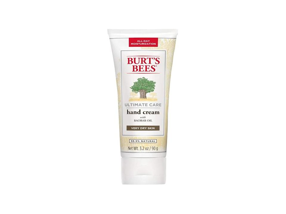 burts bees, best hand lotions for dry skin