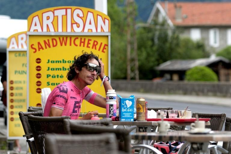 """""""You get to know yourself very well,"""" Lachlan Morton said of his charity Alt Tour across France."""