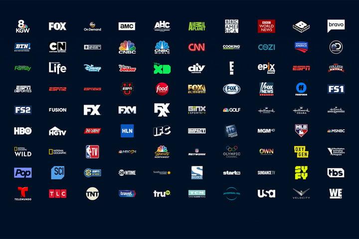 playstation vue channel guide plans features ps 2018channels ultra