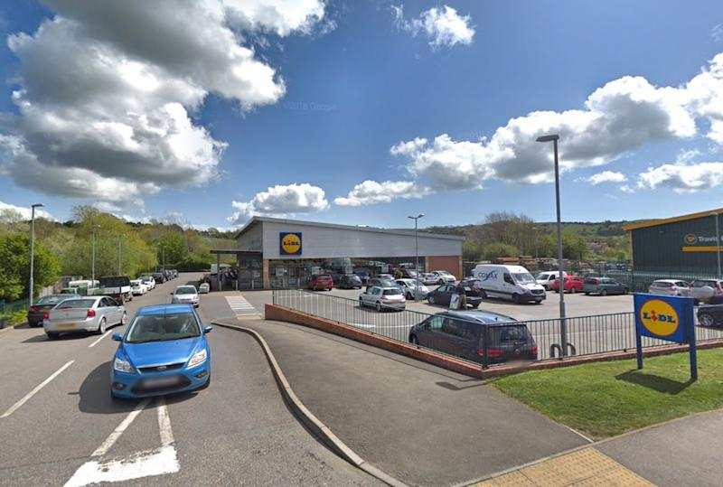 The Lidl store in Bridport. (Photo: Google Maps)