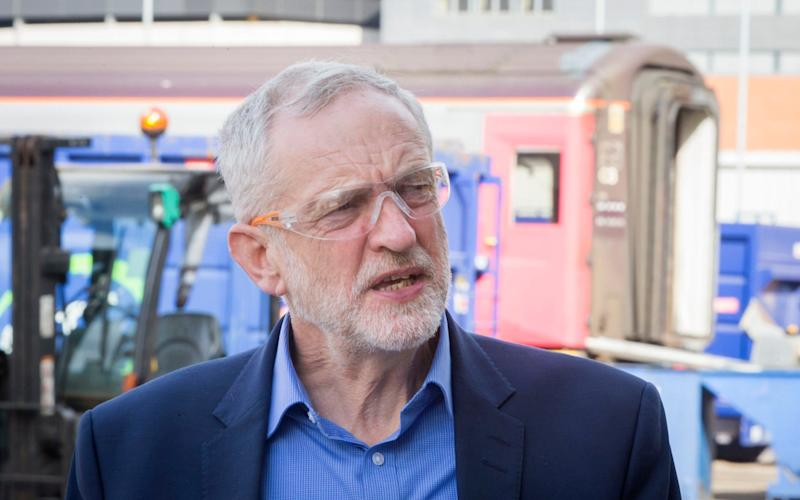 Some of Jeremy Corbyn's MPs have said they cannot support him - PA