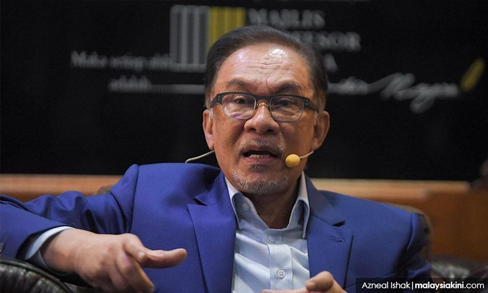 We should be open-minded about political cooperation - Anwar