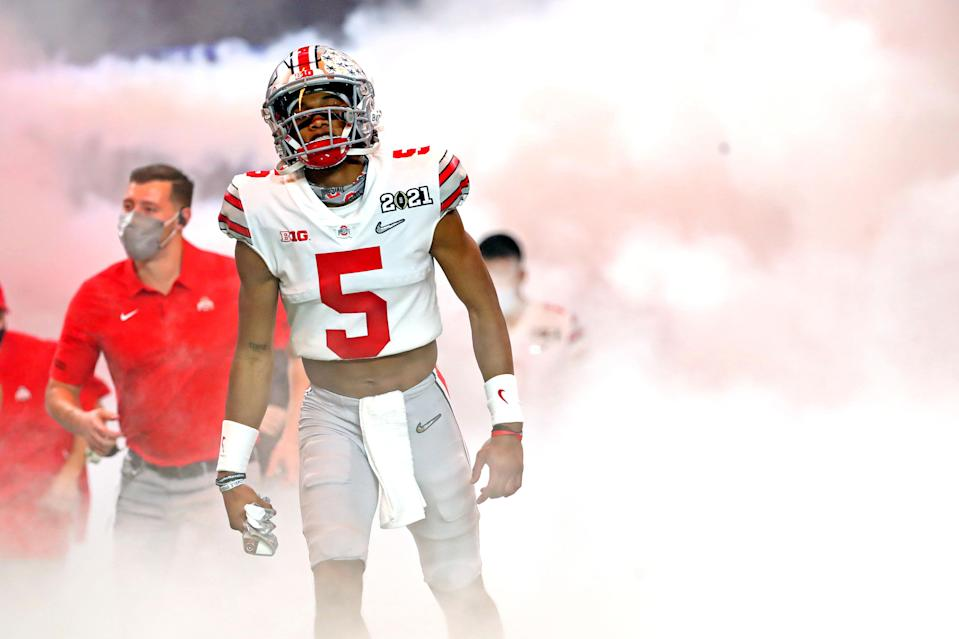 Watch: Ohio State quick strike for touchdown to pull within two scores