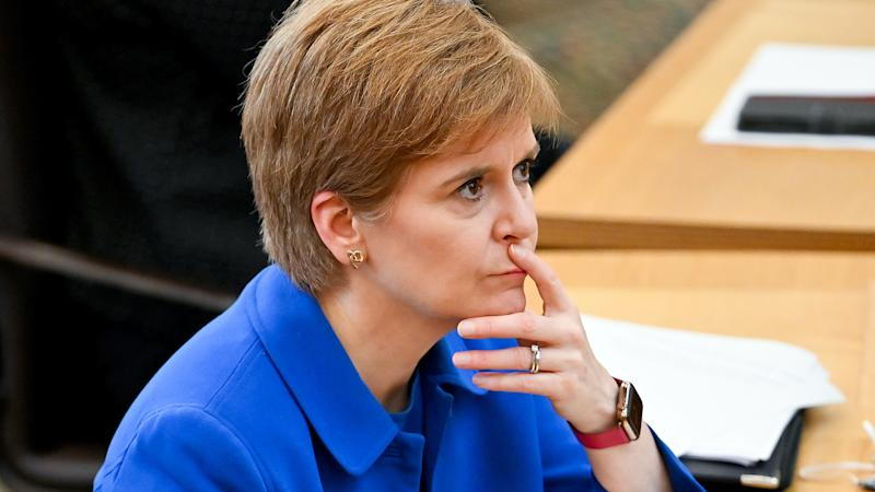 Defying Holyrood vote on internal market 'will boost independence support'