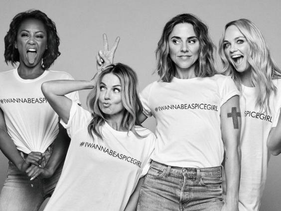 The Spice Girls are touring next year after a 19 year-long hiatus (Spice Girls/Comic Relief)