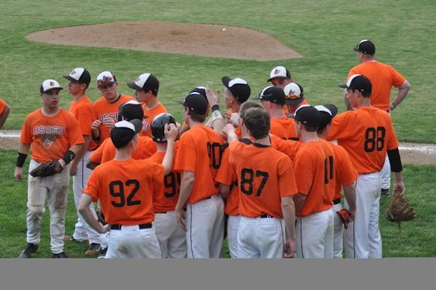 The Osseo baseball team — Osseo Baseball