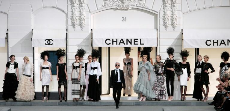 Chanel is the world's richest fashion brand