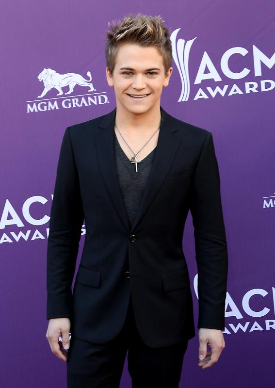 HUNTER HAYES, Live from the RAM Red Carpet, 47th Annual ACM Awards, Las Vegas, NV