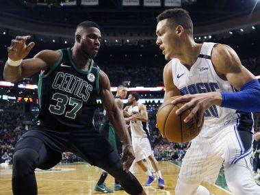 NBA: Orlando Magic stun Boston Celtics; Indiana Pacers halt San Antonio Spurs' winning streak