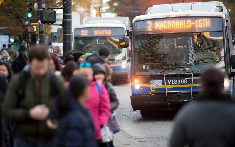 Metro Vancouver transit strike prompts cancellations as premier won't intervene