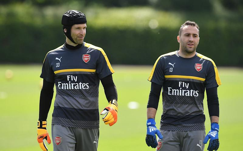 Petr Cech says he will be at Wembley to support the team - Arsenal FC