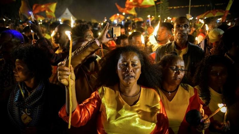 Ethiopian lawmakers freeze out 'new' Tigray parliament
