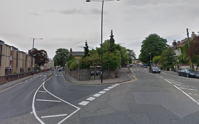 Darren Edgington was killed on the corner of Ashley Road and City Road in Bristol. (Google)