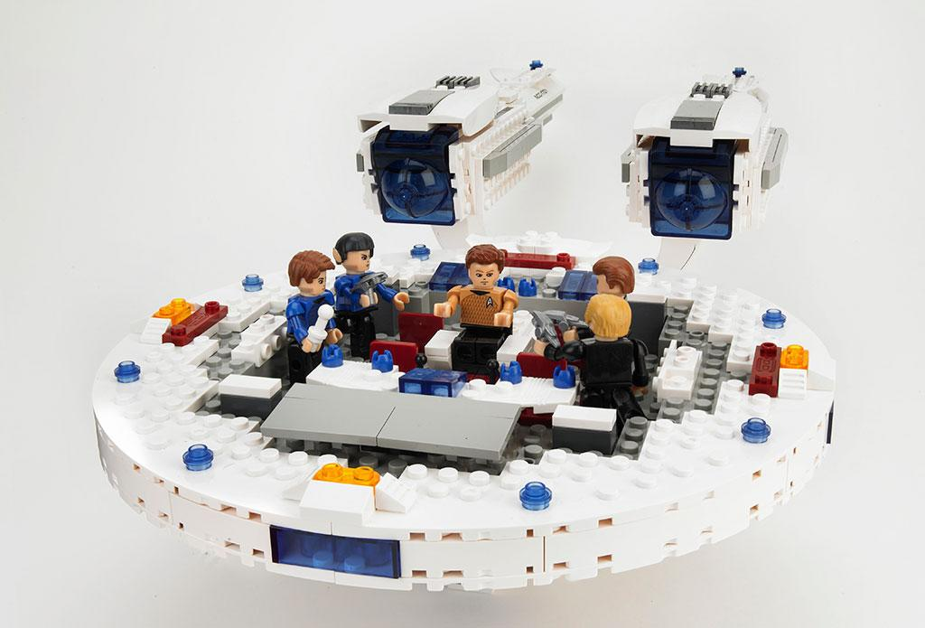 "KRE-O ""Star Trek"" U.S.S. Enterprise Bridge"