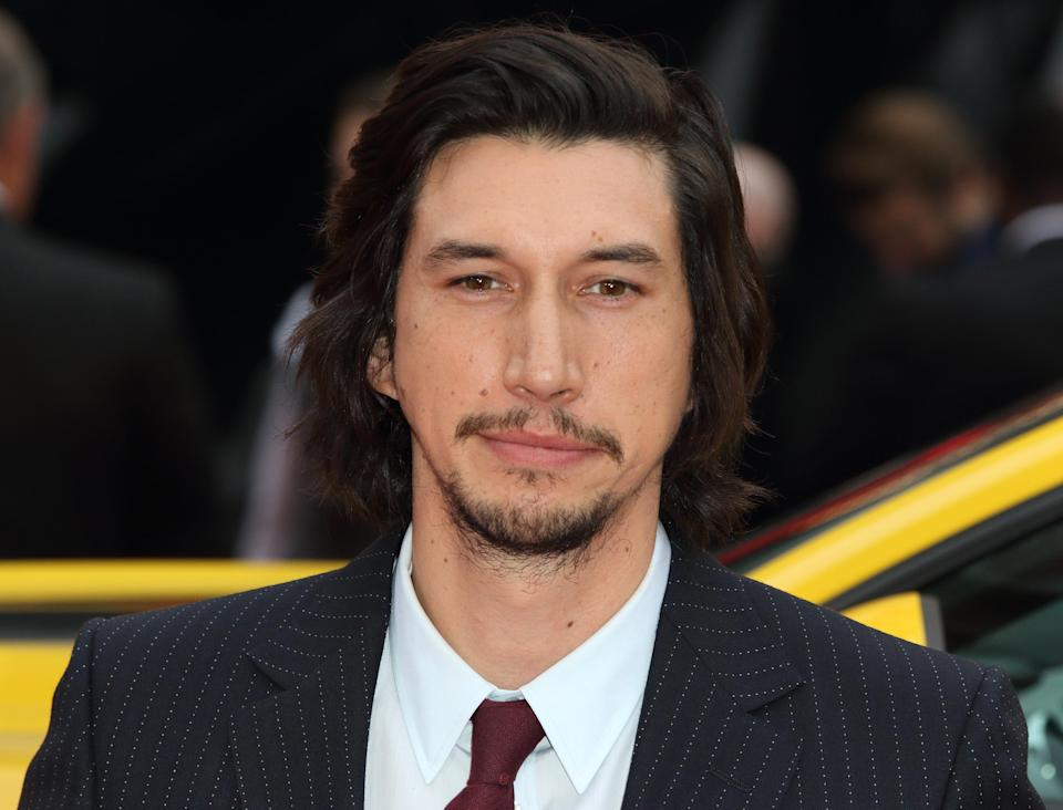 <p>His role in the new 'Star Wars' movies has already established the 33-year old 'Girls' veteran as one of the best bad guy actors of our time; what better candidate for a young Joker? (Picture credit: WENN.com) </p>