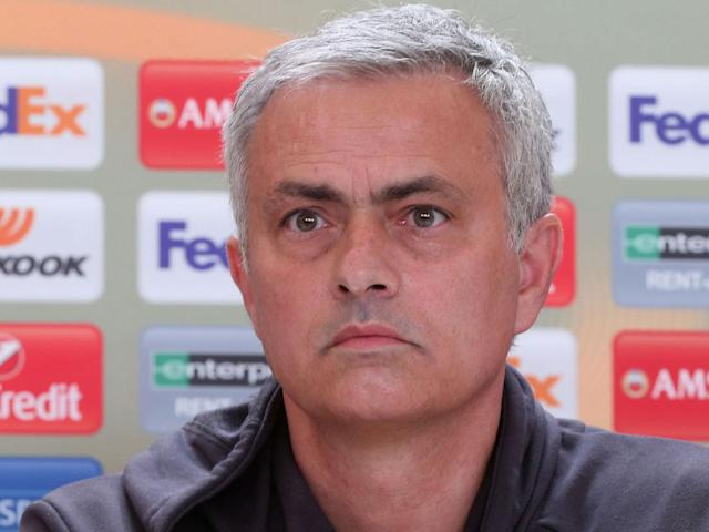 Jose Mourinho knows he needs to win the Europa League to play in next season's Champions League: Getty