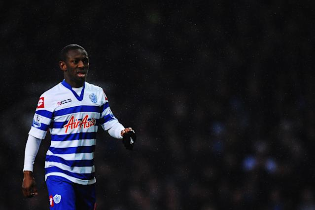LONDON, ENGLAND - JANUARY 19: Shaun Wright-Phillips of Queens Park Rangers in action during the Barclays Premier League match between West Ham United and Queens Park Rangers at Upton Park on January 19, 2013 in London, England. (Photo by Mike Hewitt/Getty Images)
