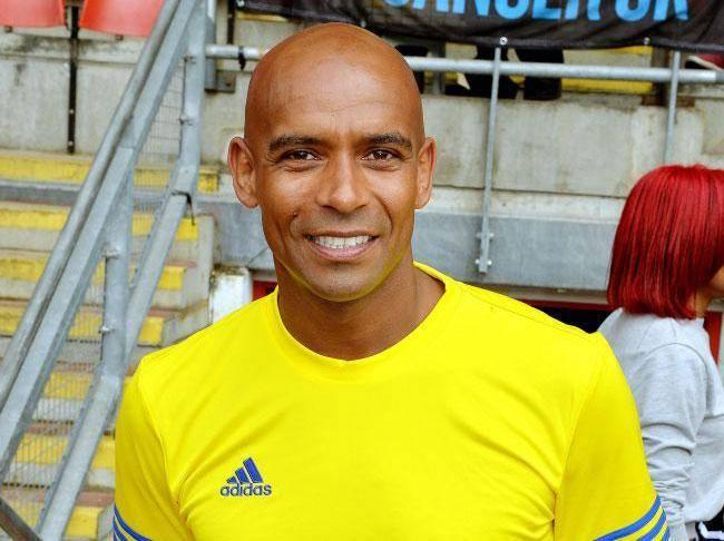 Trevor Sinclair has been arrested on suspicion of assaulting a police officer: PA
