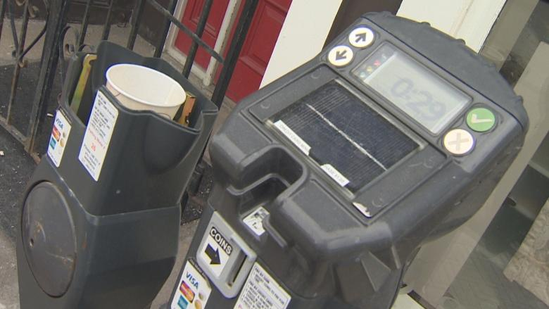 'It's just really strange': Who is beheading the parking meters of St. John's?