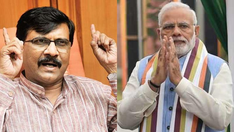 Ayodhya Dispute: Sanjay Raut Calls PM Narendra Modi 'Our Supreme Court', Says Ram Mandir Will be Constructed Under His Leadership