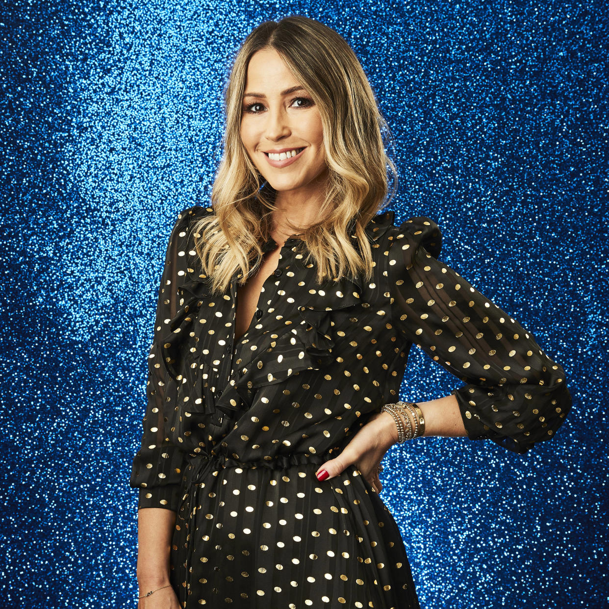 From ITV Studios  Dancing on Ice: SR14 on ITV and ITV Hub  Pictured: Rachel Stevens.  This photograph is (C) ITV Plc and can only be reproduced for editorial purposes directly in connection with the programme or event mentioned above, or ITV plc. Once made available by ITV plc Picture Desk, this photograph can be reproduced once only up until the transmission [TX] date and no reproduction fee will be charged. Any subsequent usage may incur a fee. This photograph must not be manipulated [excluding basic cropping] in a manner which alters the visual appearance of the person photographed deemed detrimental or inappropriate by ITV plc Picture Desk.  This photograph must not be syndicated to any other company, publication or website, or permanently archived, without the express written permission of ITV Picture Desk. Full Terms and conditions are available on the website www.itv.com/presscentre/itvpictures/terms  For further information please contact: james.hilder@itv.com / 0207 157 3052