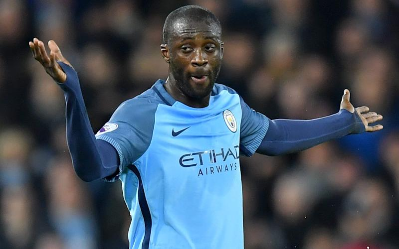 Yaya Toure - Credit: PA