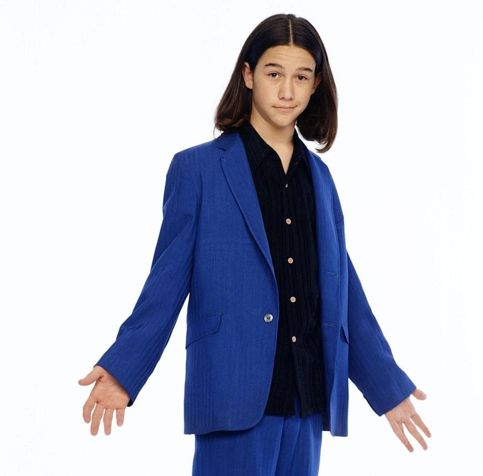 <p>Is there a better artifact from the '90s than the long hair and center part that JGL rocked on <em>3rd Rock From the Sun</em>? No, kids, there absolutely is not.<br></p>